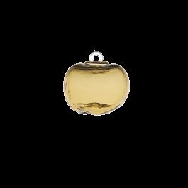 POMME / couleur ambre foncé