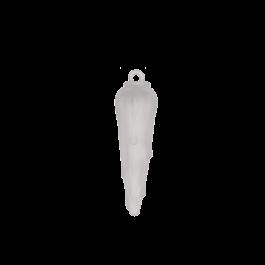GLAÇON / incolore sablé
