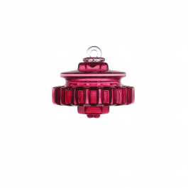ROTOR / couleur rouge framboise