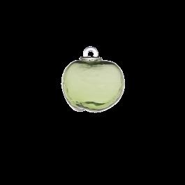 POMME / couleur vert olive